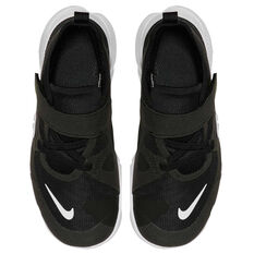 Nike Free RN 5.0 Kids Running Shoes Black / White 12, Black / White, rebel_hi-res