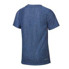 Nike Dri-FIT Boys Swoosh Tee Blue / White 4, Blue / White, rebel_hi-res