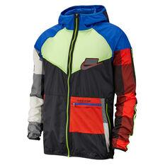 Nike Mens Packable Running Jacket Royal Blue S, Royal Blue, rebel_hi-res