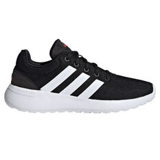 adidas Lite Racer CLN 2.0 Kids Casual Shoes Black/White US 11, Black/White, rebel_hi-res