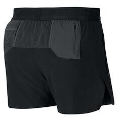 Nike Mens Lined Shorts Black S, Black, rebel_hi-res