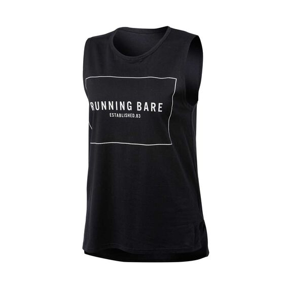 Running Bare Womens Easy Rider Muscle Tank, , rebel_hi-res