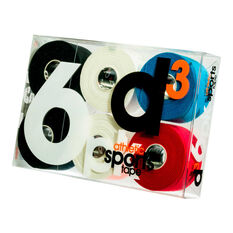 D3 Rigid Strapping Tape 6 Pack Multi, , rebel_hi-res