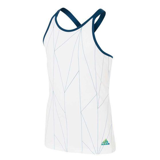 adidas Girls Tennis Club Tank, , rebel_hi-res