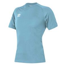 Umbro League Training Knit Jersey Sky Blue XS YTH, Sky Blue, rebel_hi-res
