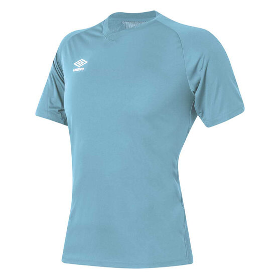 Umbro League Training Knit Jersey, Sky Blue, rebel_hi-res