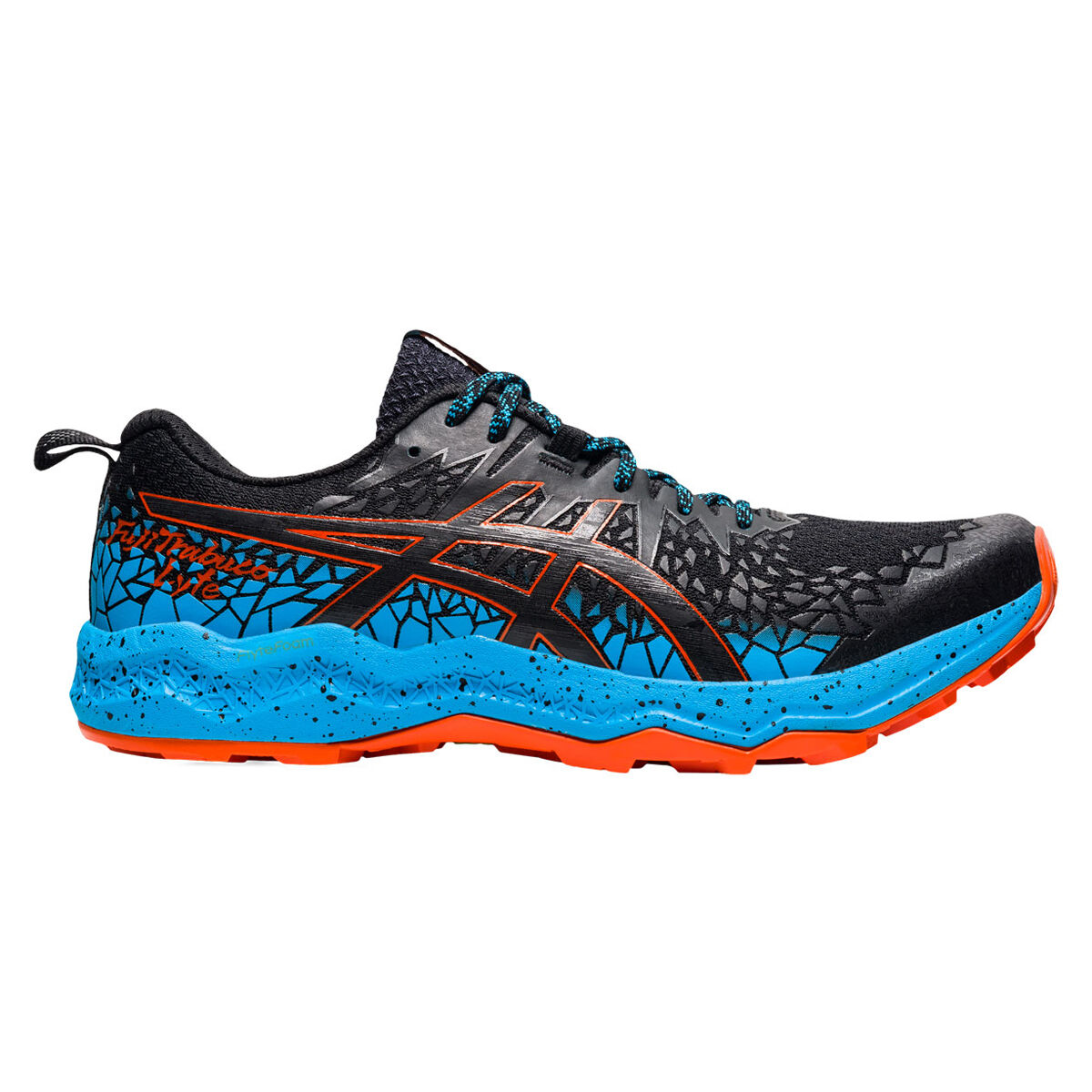 nike high wide heel sneakers black shoes | Asics Fuji Trabuco Lyte Mens Trail Running Shoes