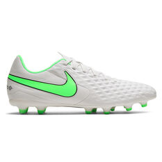 Nike Tiempo Legend VIII Club Kids Football Boots White US Mens 7 / Womens 8.5, White, rebel_hi-res