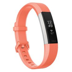 Fitbit Alta HR Activity Tracker L Coral, , rebel_hi-res