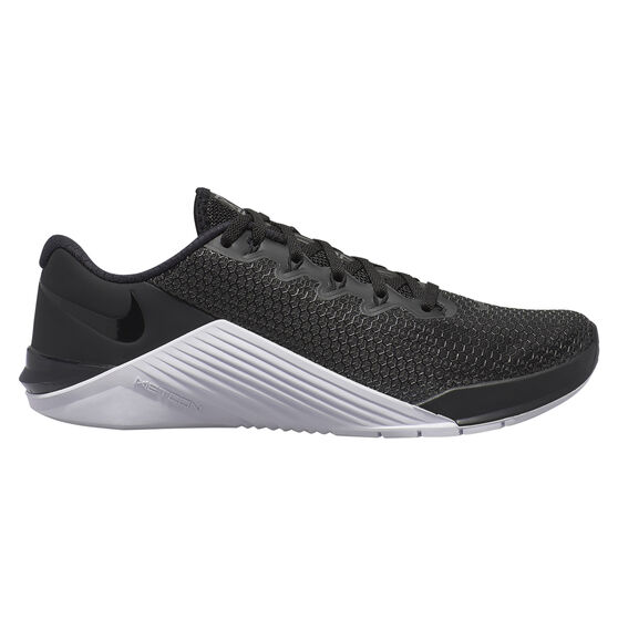 Nike Metcon 5 Womens Training Shoes, Black / White, rebel_hi-res