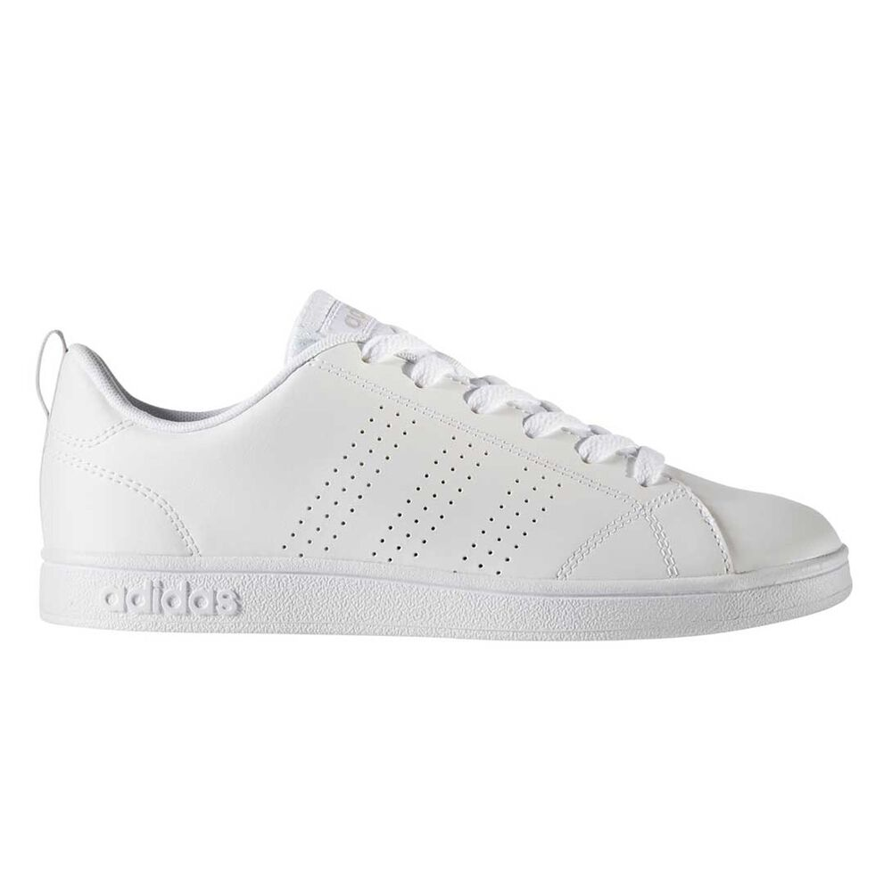 caa010698 adidas VS Advantage Clean Kids Casual Shoes White   White US 5 ...
