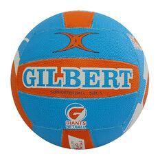 Gilbert GWS GIANTS Training Netball Multi 5, , rebel_hi-res