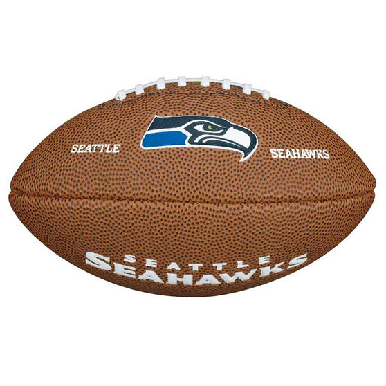 Wilson NFL Mini Seattle Seahawks Supporter Ball, , rebel_hi-res