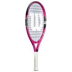 Wilson Burn Pink 21 Junior Tennis Racquet Pink / Back 21in, , rebel_hi-res