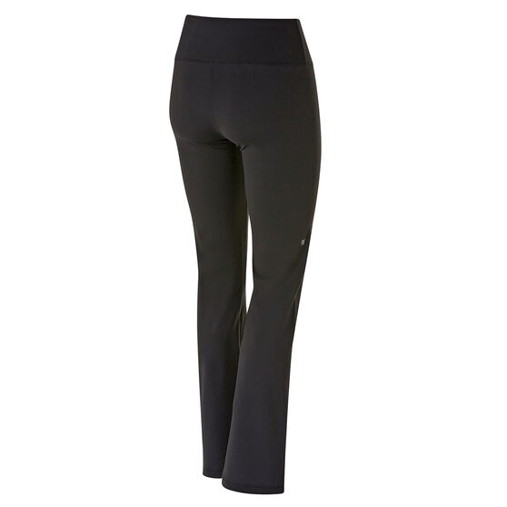 Ell & Voo Womens Jazzy Pants, Black, rebel_hi-res