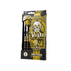 Harrows Voodoo Superfly Brass Dart Set, , rebel_hi-res