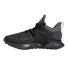 adidas Alphabounce Beyond Kids Running Shoes Grey / Black US 3, Grey / Black, rebel_hi-res