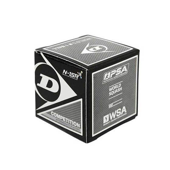 Dunlop Competition Single Squash Ball, , rebel_hi-res