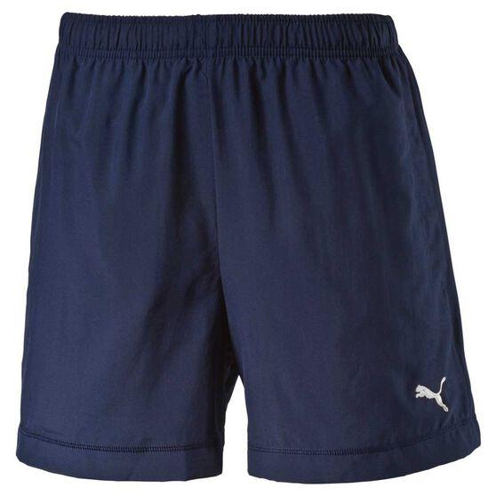 Puma Mens Essential 5in Woven Shorts, , rebel_hi-res