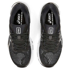 Asics GEL Kayano 26 Womens Running Shoes Black / White US 8.5, Black / White, rebel_hi-res