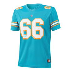 Miami Dolphins Poly Mesh Tee, , rebel_hi-res
