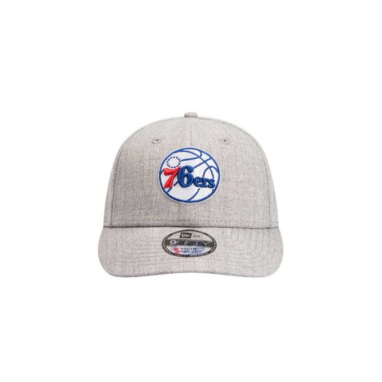 Philadelphia 76ers Youth New Era 9FORTY  Cap, , rebel_hi-res