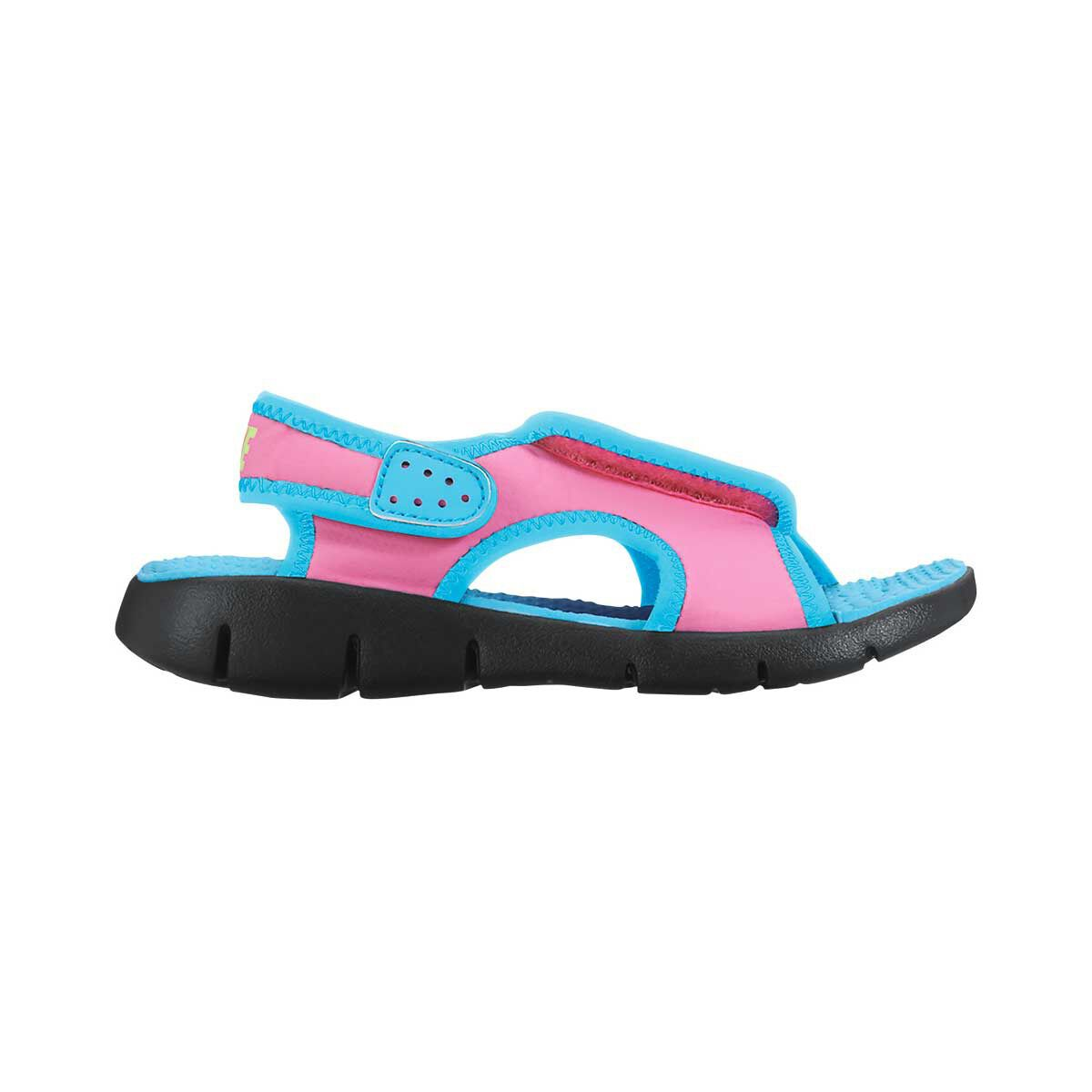 aa137e014c15 coupon code for nike sunray adjustable 4 junior girls sandals pink blue us  13 pink blue
