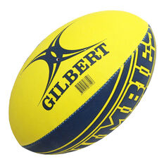 Gilbert Brumbies Supporter Rugby Ball, , rebel_hi-res