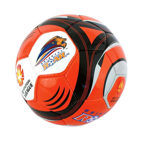 A League Brisbane Roar Mini Supporter Soccer Ball, , rebel_hi-res