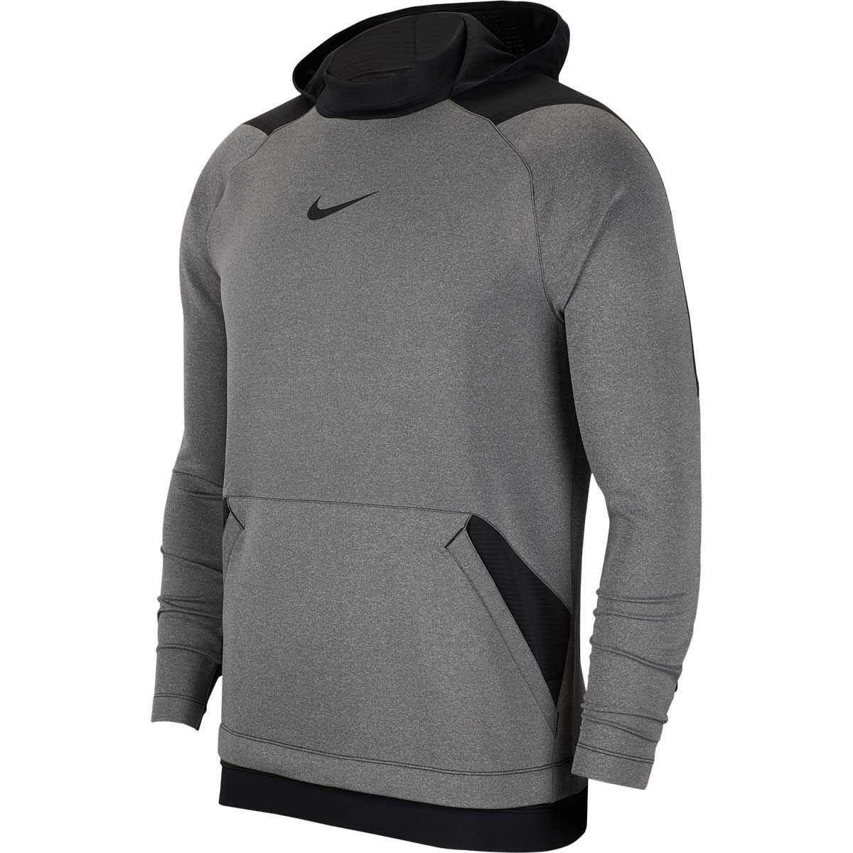 Men's Boston Red Sox Nike Red Fleece Pullover Performance Hoodie