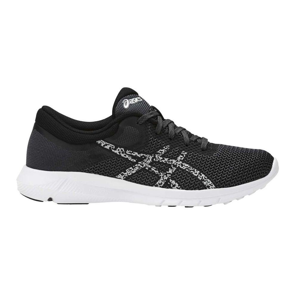 Asics Nitrofuze 2 Womens Running Shoes Black   Grey US 6  364207385