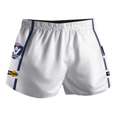 Cougar Sportswear V.C.F.L Training Shorts White XXS, White, rebel_hi-res