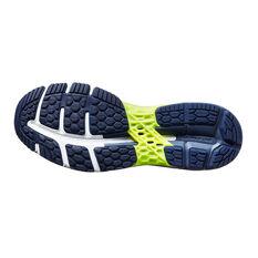 Asics GEL Superion 4 Mens Running Shoes, Blue/Yellow, rebel_hi-res