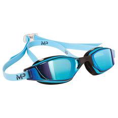 Aqua Sphere Xceed Titanium Mirror Senior Swim Goggles, , rebel_hi-res