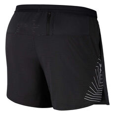 Nike Mens Flex Stride Future Fast 5in Running Shorts Black XS, Black, rebel_hi-res
