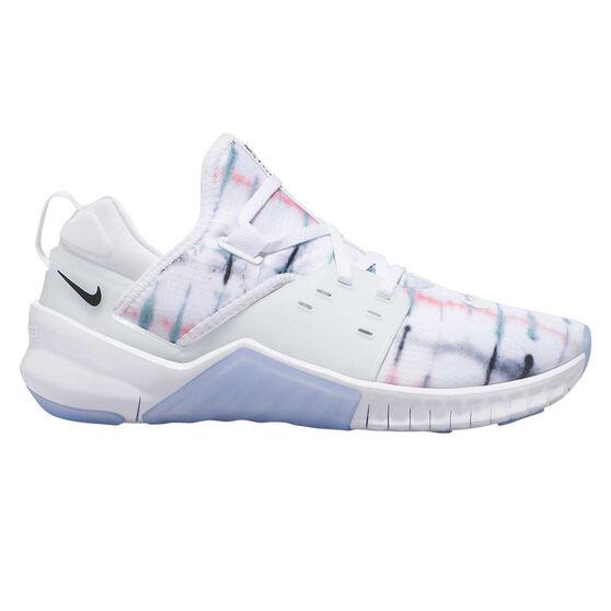 Nike Free Metcon 2 AMP Womens Training Shoes, White / Black, rebel_hi-res