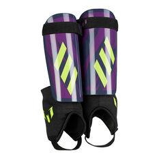 adidas Messi MTC Shin Guards Purple / White S, Purple / White, rebel_hi-res
