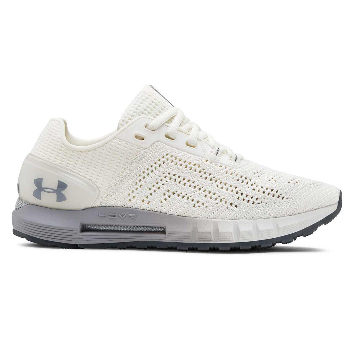 Womens Running Shoes White / Grey