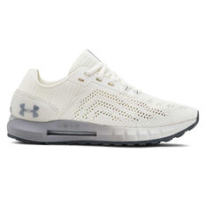 Under Armour HOVR Sonic 2 Womens Running Shoes White / Grey US 6, White / Grey, rebel_hi-res
