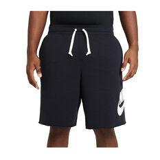 c68ba2318f Nike Mens Sportswear Shorts Black XS, Black, rebel_hi-res