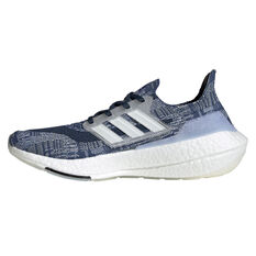 adidas Ultraboost 21 Primeblue Mens Running Shoes Blue/White US 7, Blue/White, rebel_hi-res