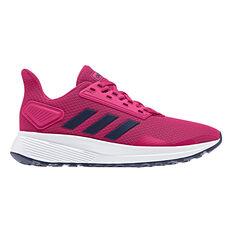 adidas Duramo 9 Kids Running Shoes Pink US 11, Pink, rebel_hi-res