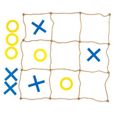 Giant Noughts And Crosses Game Set, , rebel_hi-res
