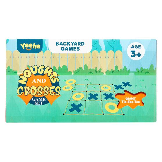 Giant Noughts And Crosses Game Set, , rebel_hi-res