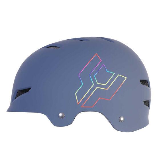 Tahwahli Pro Kids Helmet, Grey, rebel_hi-res