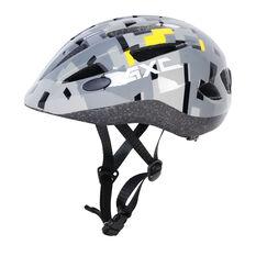 Goldcross Kids Mayhem 3 Bike Helmet Grey XS, Grey, rebel_hi-res