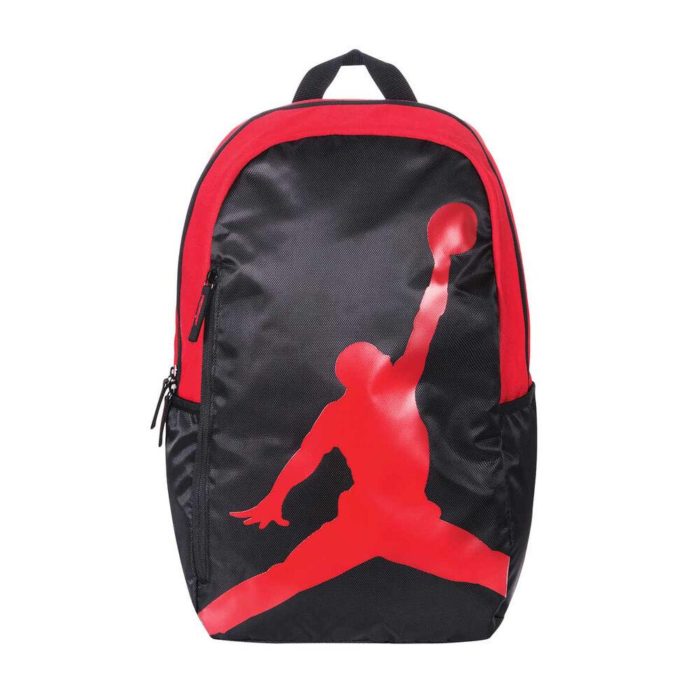 a43d12bfacd54a Nike Jordan ISO Pack Black   Red