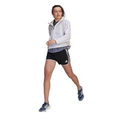 adidas Womens Marathon 20 Primeblue Running Shorts, Black, rebel_hi-res