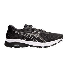 Asics GT 1000 8 Womens Running Shoes Black / Silver US 6, Black / Silver, rebel_hi-res