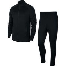 Nike Mens Dri-FIT Academy Soccer Tracksuit Black XS, Black, rebel_hi-res